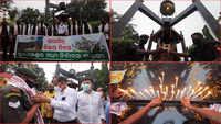 Kargil Vijay Diwas celebrated at Martyr Pillar of 120 Battalion in Bhubaneswar