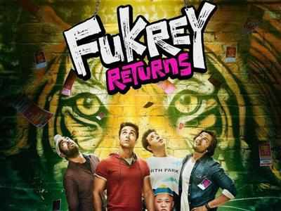 Fukrey Returns Movie Review: Richa Chadha, Pulkit Samrat, Varun Sharma, Manjot Singh-starrer fails to pack a punch