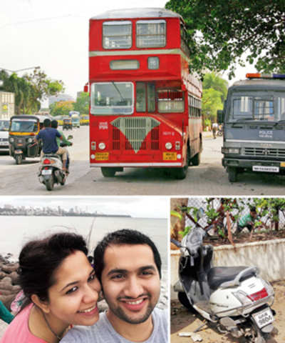 BEST bus mows down TCS colleagues on shopping trip
