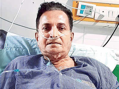 Ghatkopar builder suffers heart attack, struggles to get ICU bed for 7 hrs