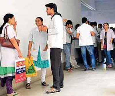 Over 3k MBBS seats, 1k BDS seats allotted