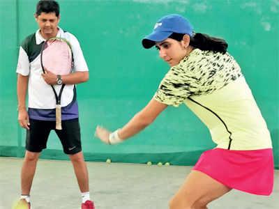 Teenage tennis star Akanksha Bhan eyes glory Down Under