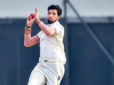 Ishant Sharma situation not hopeless; L Sivaramakrishnan back in fray