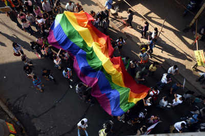 Sec 377 Quit India, says LGBT community, walks with pride