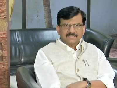 Sanjay Raut accuses Devendra Fadnavis of playing politics of fear