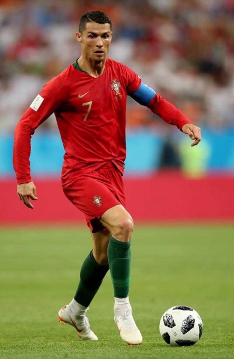 Cristiano Ronaldo: Portugal