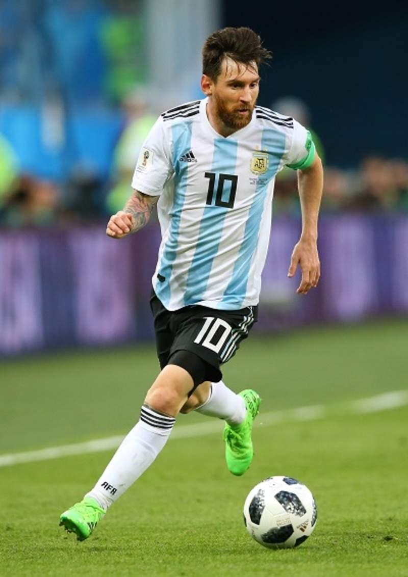Lionel Messi: Argentina