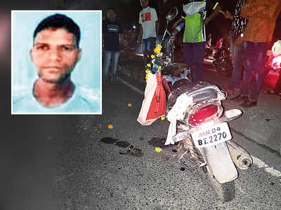 Pothole kills man on Diwali, police book him for rash driving