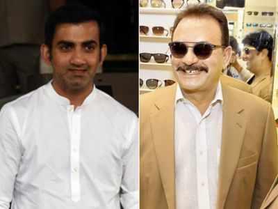 BCCI set to appoint Gautam Gambhir, Madan Lal as CAC members