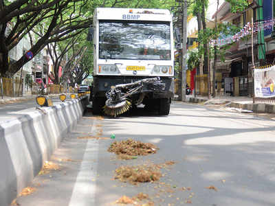 Sweep nothings: What did the BBMP buy for Rs 28 crore?
