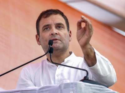 Rahul Gandhi to hold public meetings at Yavatmal and Wardha on Tuesday