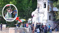 Amitabh Bachchan shoots for film near Mankameshwar Temple in Lucknow ...