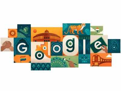 Google celebrates India's 73rd Independence Day with special doodle
