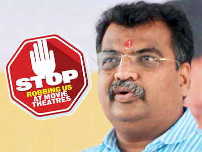 Multiplex owners are misleading moviegoers: Ravindra Chavan