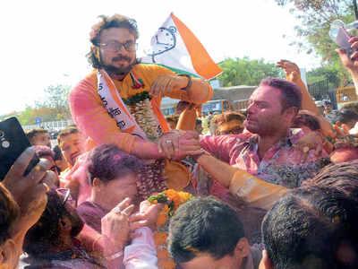 Amol Kolhe conquers Shirur
