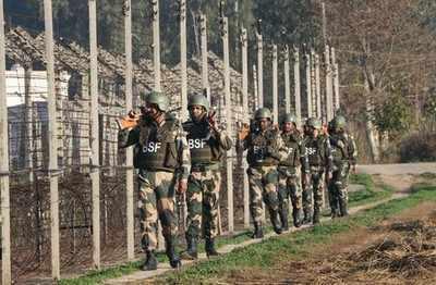 25-year-old man held for posing as BSF officer in southeast Delhi's Badarpur