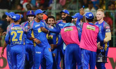Royal Challengers Bangalore vs Rajasthan Royals, IPL 2018: Sanju Samson stars in Royals emphatic win
