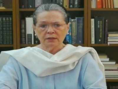 Modi government has mismanaged situation: Sonia Gandhi hit out at centre  over Covid-19