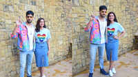 Parineeti Chopra, Sidharth Malhotra are all smiles during 'Jabariya Jodi' promotion