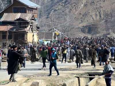 Kashmir: Three terrorists killed in Anantnag encounter