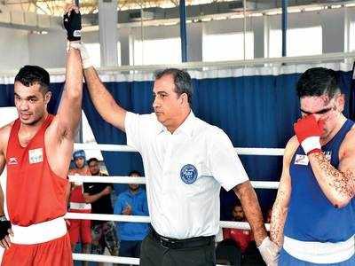 Vikas Krishan seals a spot in India's Olympic trials team
