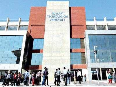 GTU asks employees, students of colleges to  turn up for inspection, then corrects goof-up