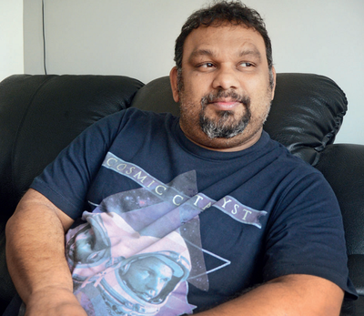 Film critic Mahesh Kathi who was externed from Telangana lashes out at state