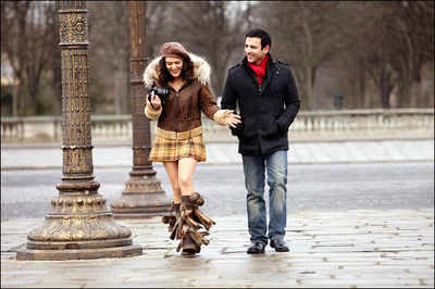 Film review: Ishqk in Paris