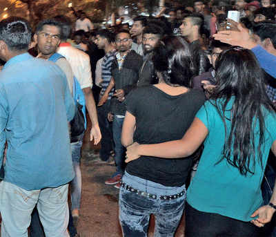 Bengaluru's partying bunch will stay away from MG, Brigade roads this year