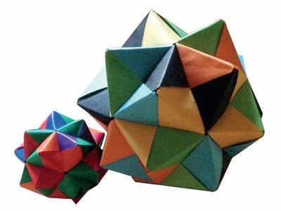 PLAN AHEAD: Make an origami lantern