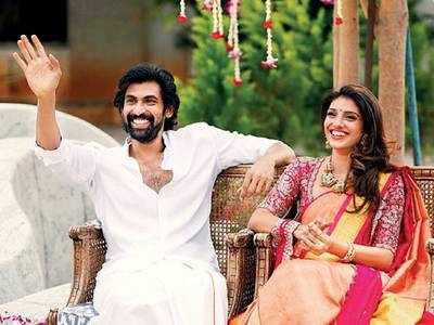 Rana Daggubati and Miheeka Bajaj get officially engaged in a roka ceremony