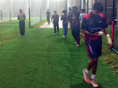 Teaching cricket, the Mahi way