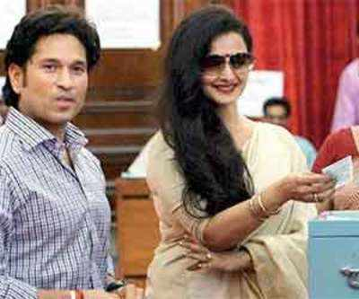 An MP has asked for Sachin Tendulkar and Rekha to resign from Rajya Sabha due to low attendance? Do you agree?