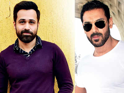 Exclusive! John Abraham and Emraan Hashmi team up for Sanjay Gupta's gangster drama