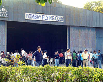 Bombay Flying Club to be a heritage site