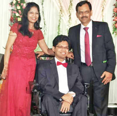 Air India refuses to let New York-bound techie's motorised wheelchair on board