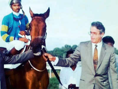 Rashid Oomerbhoy, top businessman, horse-lover no more