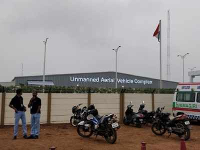 India's first private facility to make unmanned aerial vehicles opens in Hyderabad