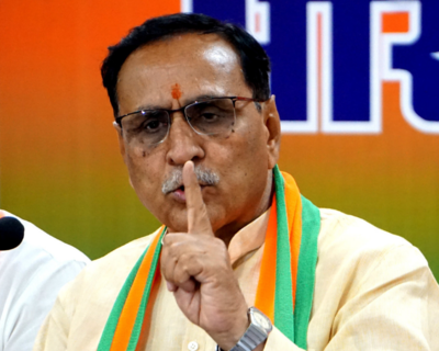 Gujarat CM Vijay Rupani: Mamata doing 'didigiri', lost her mental balance