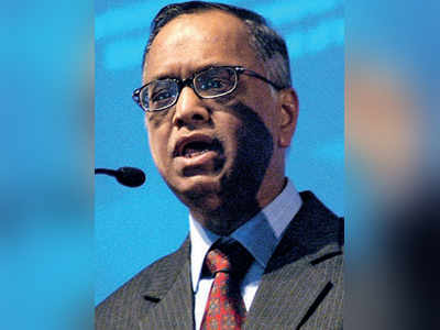 CM HD Kumaraswamy picks Infosys founder Narayana Murthy as head of state planning body
