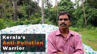 62-year-old Paarol Rajan cleans up Kerala village in a unique way