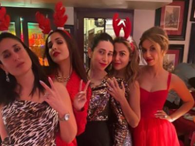 Photos: From Kareena Kapoor Khan and Karan Johar to Alia Bhatt and Ranbir Kapoor, here's how Bollywood stars celebrated Christmas 2019