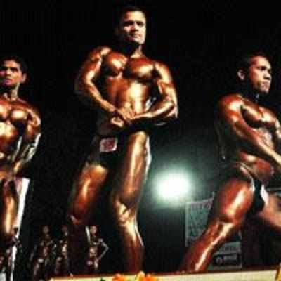 Kalyan Youth Bags Mr Muscular 2011 Title At Body Building Competition