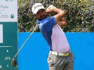 PGTI Golf: Amardip Malik equals course record to take early lead at Golconda Masters