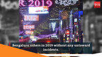 Mission Peace is Bengaluru police agenda this New Year Eve