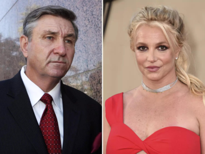 Britney Spears' father's objection over co-conservatorship rejected