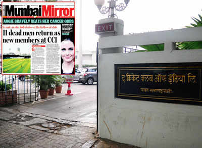 Club crass: two held in CCI membership fraud; 10 more to go