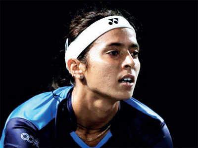 Ankita Raina bows out of Prague Open