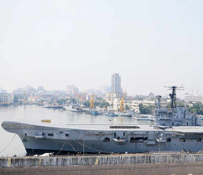 Vikrant museum to be scrapped as Navy readies new carrier
