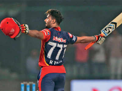 IPL 2018: Rishabh Pant keeps the hopes of DD alive with some fabulous batting